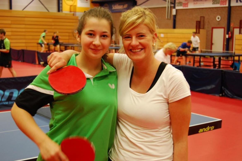 Svenja und Nadine