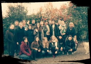 Gruppenbild der Seminarteilnehmer