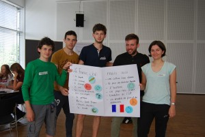 Die Seminare drehten sich rund um Sprache und Kultur