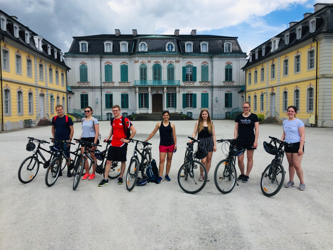 Internes Juniorteamtreffen 2019 Tour